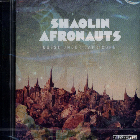 Shaolin Afronauts, The - Quest Under Capricorn