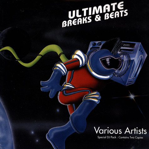Ultimate Breaks & Beats - Volume 3