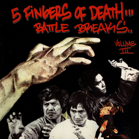 DJ Paul Nice - 5 fingers of death volume 3