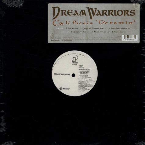 Dream Warriors - California dreamin