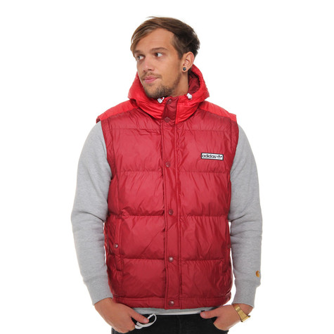 adidas - Hooded Down Vest
