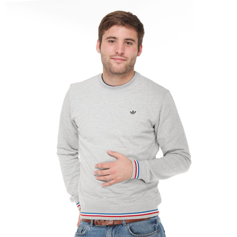 adidas - Premium Basics Crew Neck Sweater