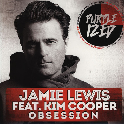 Jamie Lewis - Obsession Feat. Kim Cooper