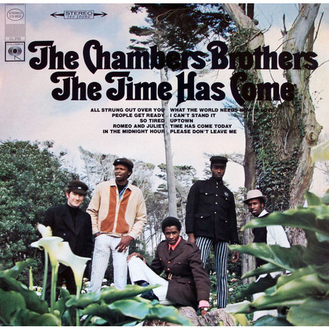 Chambers Brothers, The - The Time Has Come