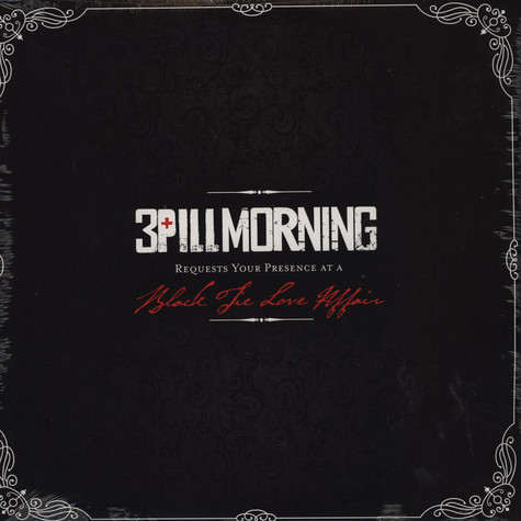 3Pillmorning - Black Tie Love Affair