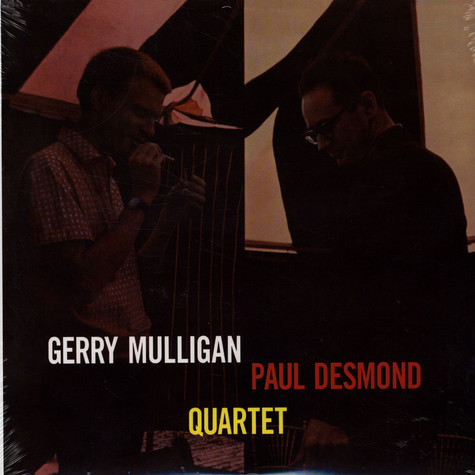 Gerry Mulligan & Paul Desmond - Quartet