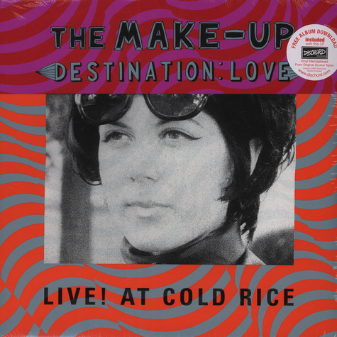 Make-Up, The - Destination: Love - Live At Cold Rice