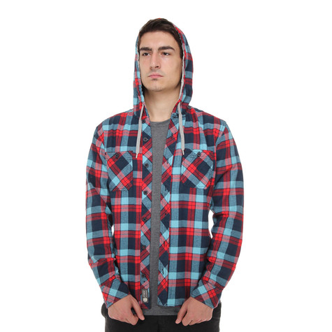 Element - Heron Flannel LS Shirt