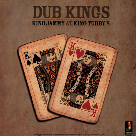 King Jammy At King Tubby's - Dub Kings