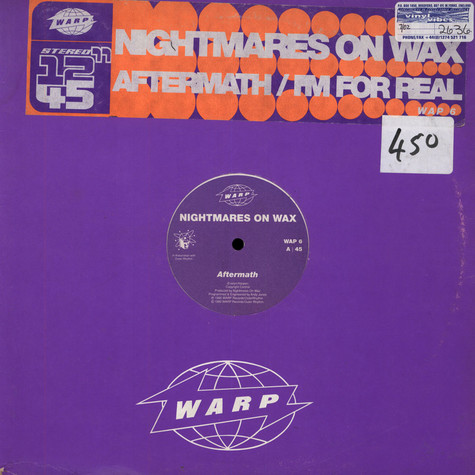 Nightmares On Wax - Aftermath
