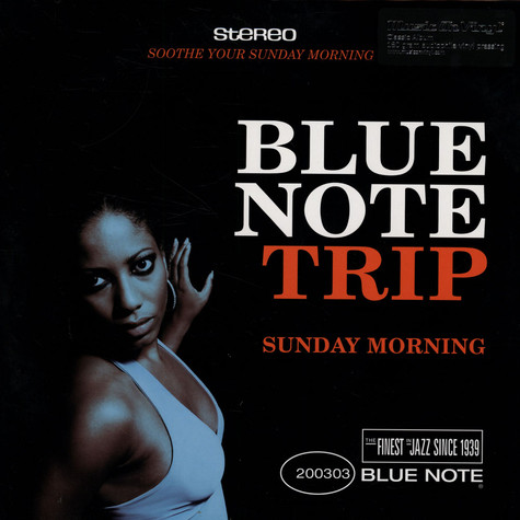 Maestro - Blue Note Trip - Sunday Morning