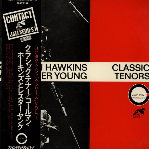 Coleman Hawkins And Lester Young - Classic Tenors