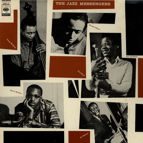 Jazz Messengers, The - The Jazz Messengers