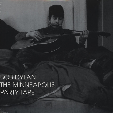 Bob Dylan - The Minneapolis Party Tape 1961
