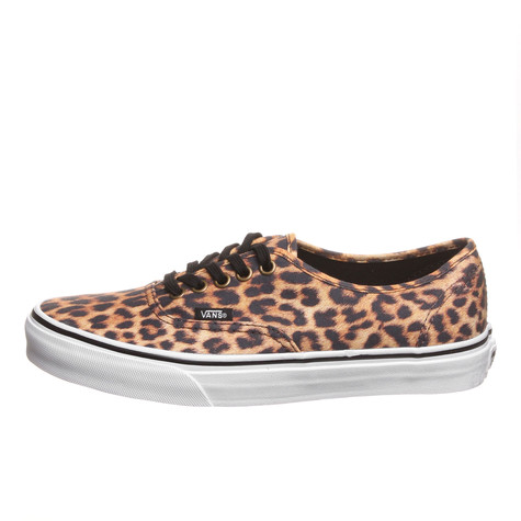 Vans - Authentic Leopard