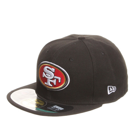 New Era - San Francisco 49ers Sideline NFL On-Field 5950 Cap