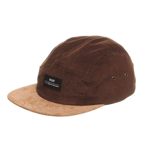 HUF - Death From Above Cord Volley Cap