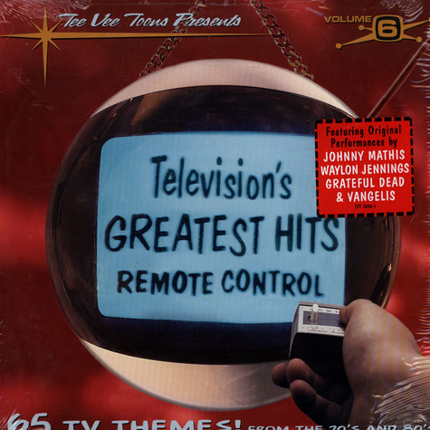 Television's Greatest Hits - Volume 6 - Remote Control