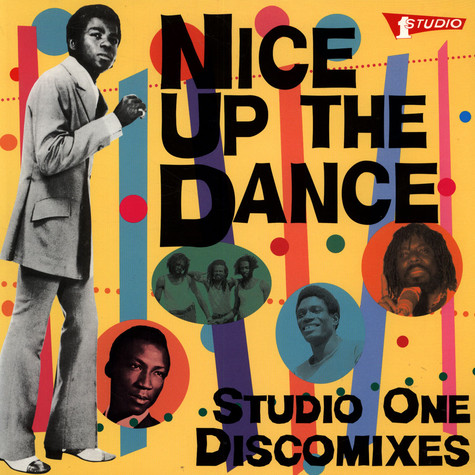 V.A. - Nice Up The Dance: Studio One Discomixes