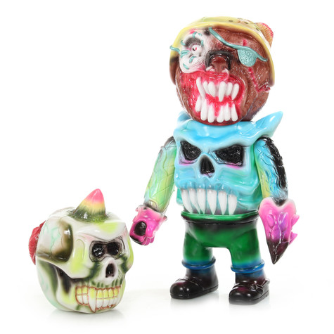 Mishka - Giant Bootleg Toy