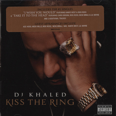 DJ Khaled - Kiss The Ring Deluxe Edition