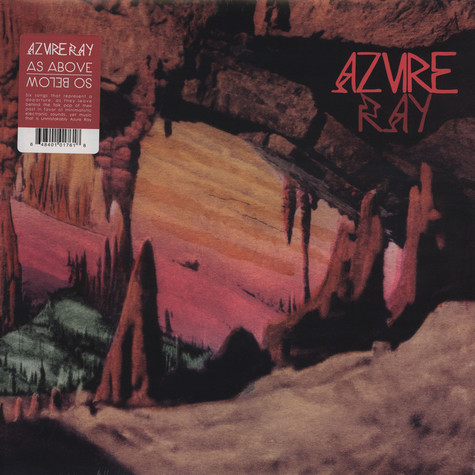 Azure Ray - As Above So Below