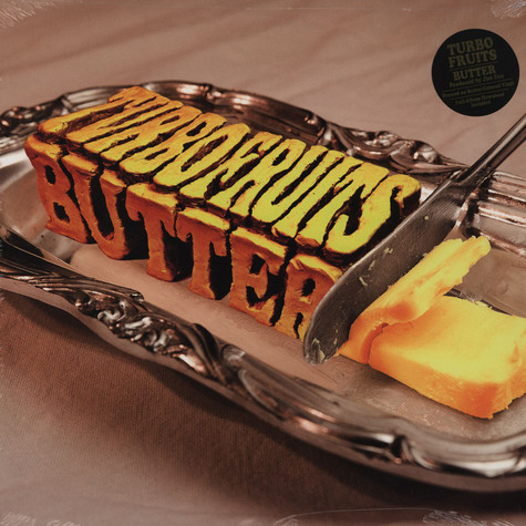 Turbo Fruits - Butter