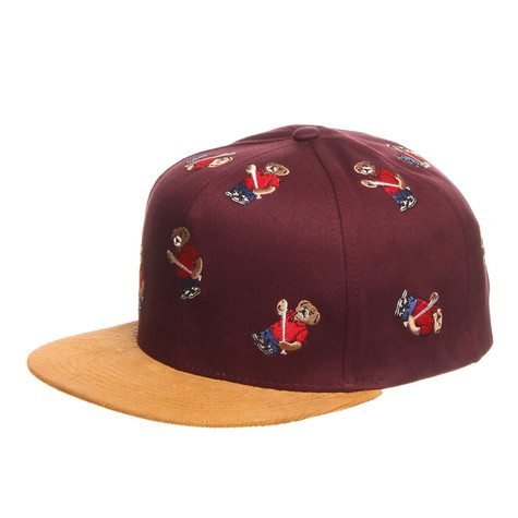 Acapulco Gold - Angry Lo Snapback Cap