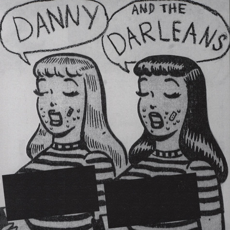 Danny & The Darleans - Don't Ask The Question / You're Driving Me Insane