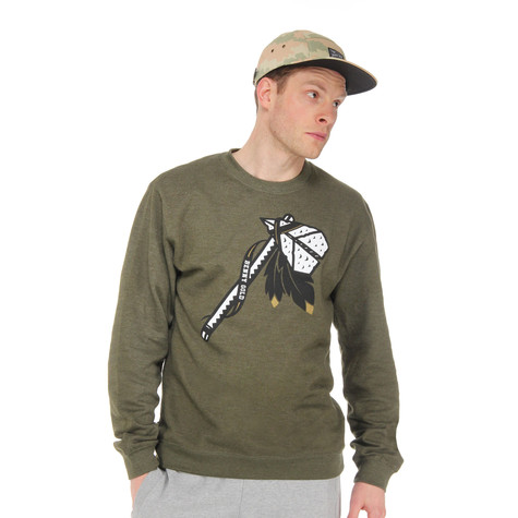 Benny Gold - Tomahawk Crew Sweater