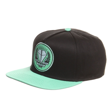 Benny Gold x Diamond Supply - BG X Diamond Snapback Cap
