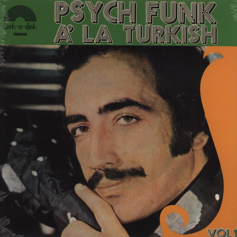 V.A. - Psych Funk Á La Turkish Volume 1