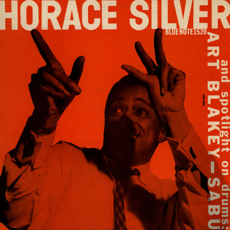 Horace Silver Trio - Horace Silver Trio And Art Blakey - Sabu