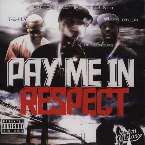 Fes Taylor - Pay Me In Respect