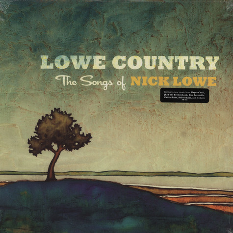 V.A. - Lowe Country: Songs Of Nick Lowe