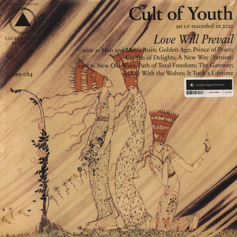 Cult Of Youth - Love Will Prevail