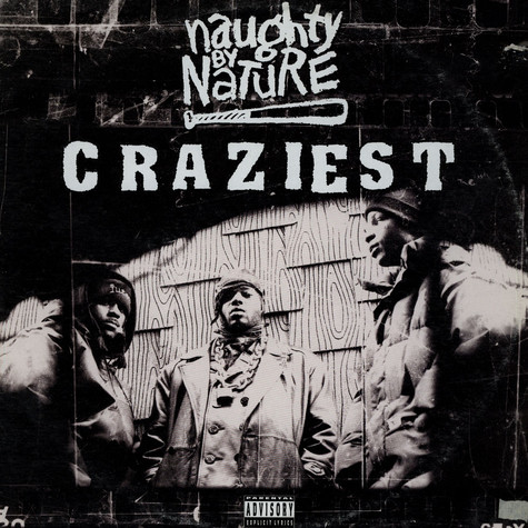 Naughty By Nature - Craziest / Holdin' Fort