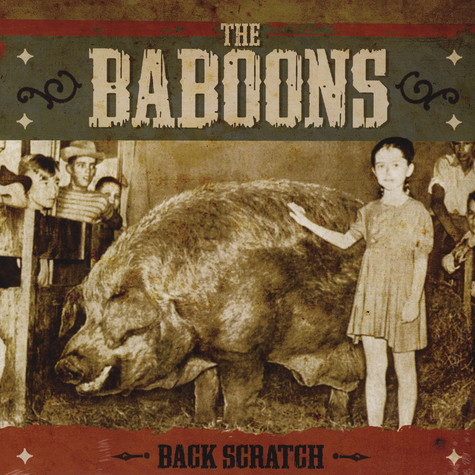 Baboons - Back Scratch