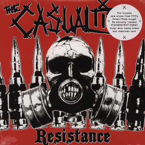 Casualties, The - Resistance