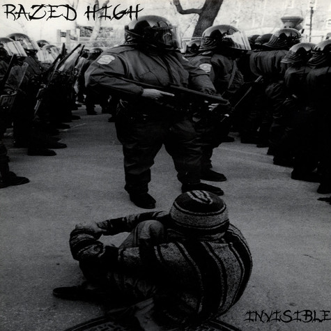 Razed High - Invisible