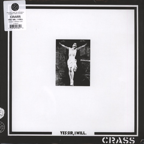 Crass - Yes Sir I Will