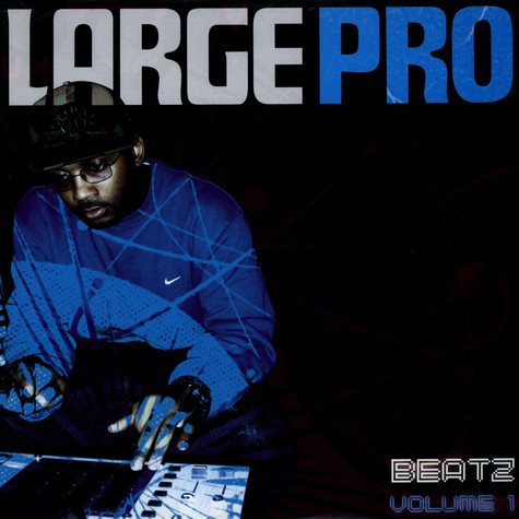Large Professor - Beatz volume 1