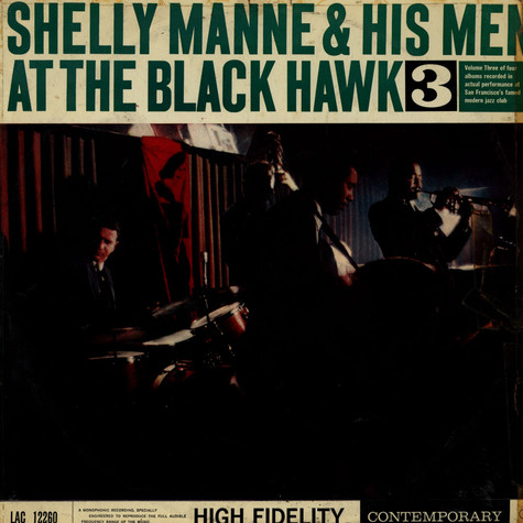 Shelly Manne & His Men - At the Blackhawk 3