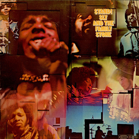 Sly & The Family Stone - Stand!