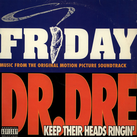 Dr.Dre - Keep their heads ringin'