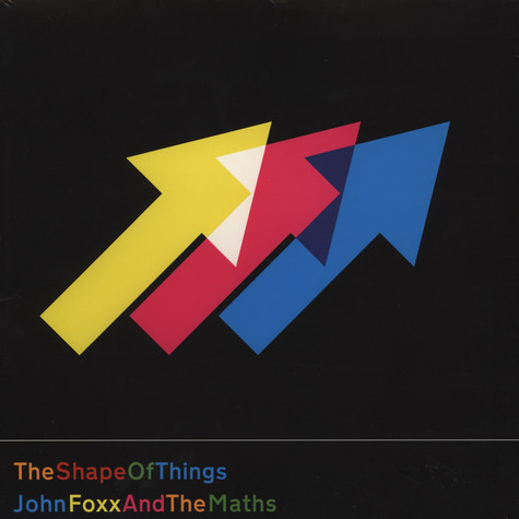 John Foxx & The Maths - The Shape Of Things