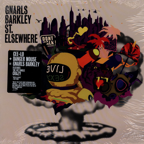 Gnarls Barkley (Dangermouse & Cee-Lo Green) - St. Elsewhere