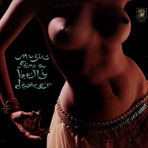 Mohammed El Bakkar & His Oriental Ensemble - Music for a belly dancer