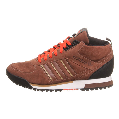 3c7882116db20 adidas - ZX TR Mid (Strong Brown   Black   Craft Canvas)