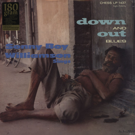 Sonny Boy Williamson - Down And Out Blues